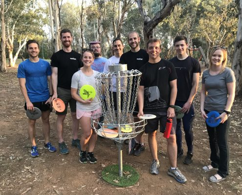 ACT Disc Golf