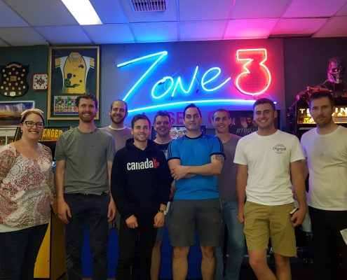 Netier at Zone 3 Lasertag