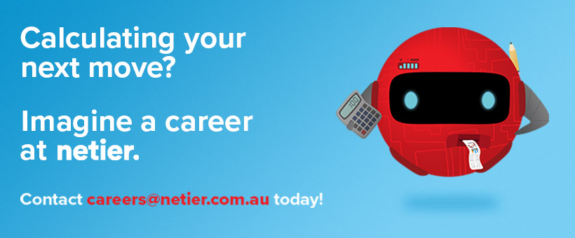 Imagine a career at netier