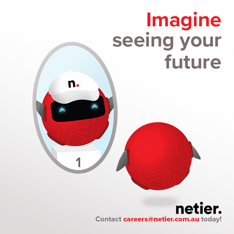 Imagine seeing your future at netier