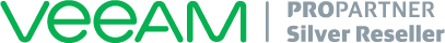 VEEAM Silver ProPartner Reseller
