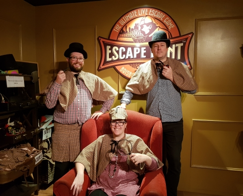 Escape Room in Brisbane