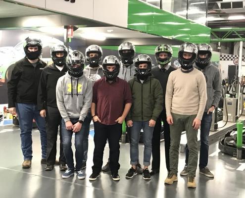 PowerKarts Raceway