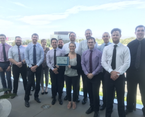 Silver Status for ACT Healthier Work